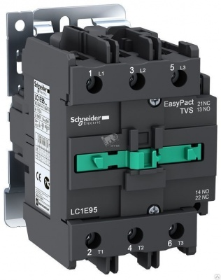 Контакторы серия E Schneider Electric